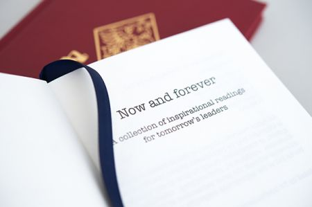 Now and Forever Leavers Book