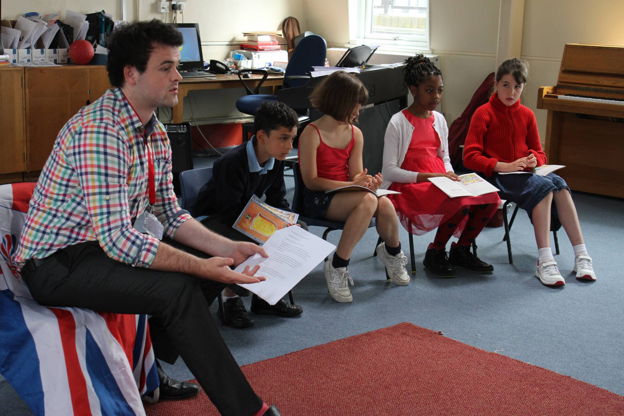 British Values - question and answer session