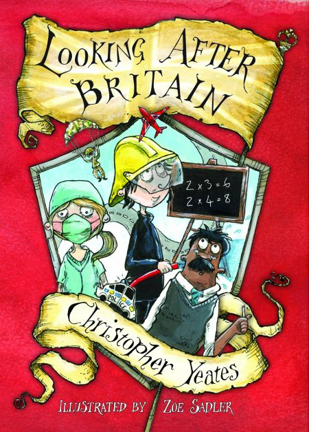 British Values Looking After Britain book