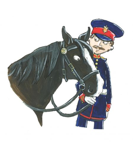 Sefton, The Household Cavalry
