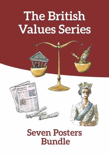 The British Values Series Seven Posters Bundle