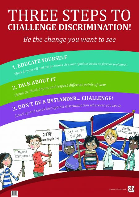 A1 Size British Values Poster - The Queen - Gresham Books