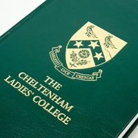 The Cheltenham Ladies' College bespoke hymn book