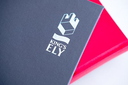 King's Ely hymn book