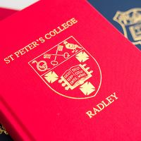 St Peter's College, Radley, Hymn Book
