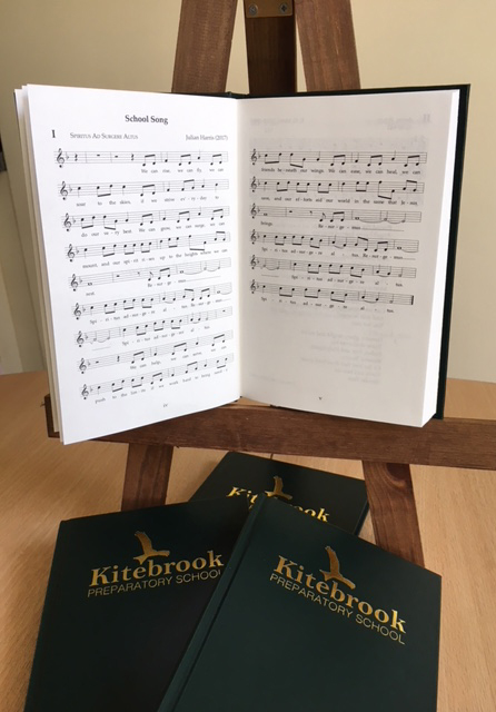 Kitebrook Junior Hymn Book Melody Edition