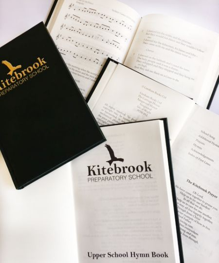 Kitebrook Junior Hymn Book - Melody Edition