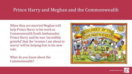 Prince Harry and Meghan and the Commonwealth