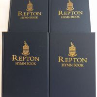 Repton School Hymn Book Cover