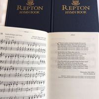 Repton Full Music Hymn Book