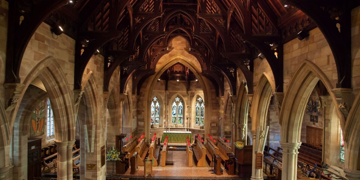The Chapel Repton School