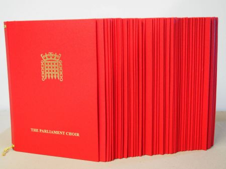 The Parliament Choir Folder