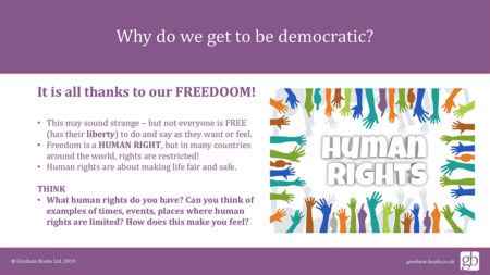 Democracy Teaching and Learning Resource Pack
