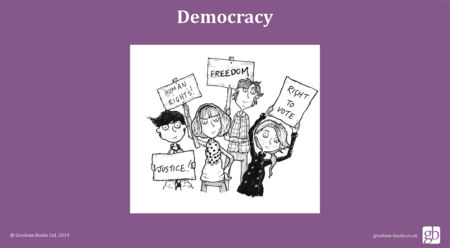 British Values Democracy Learning Resourse