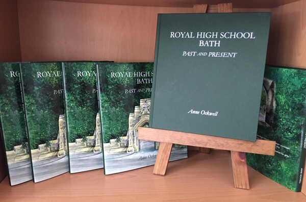 Royal High School Bath Past and Present book without jacket