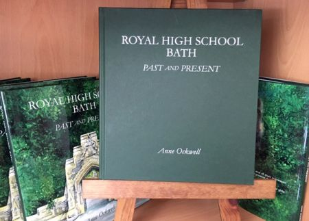 Royal High School Bath School History Book